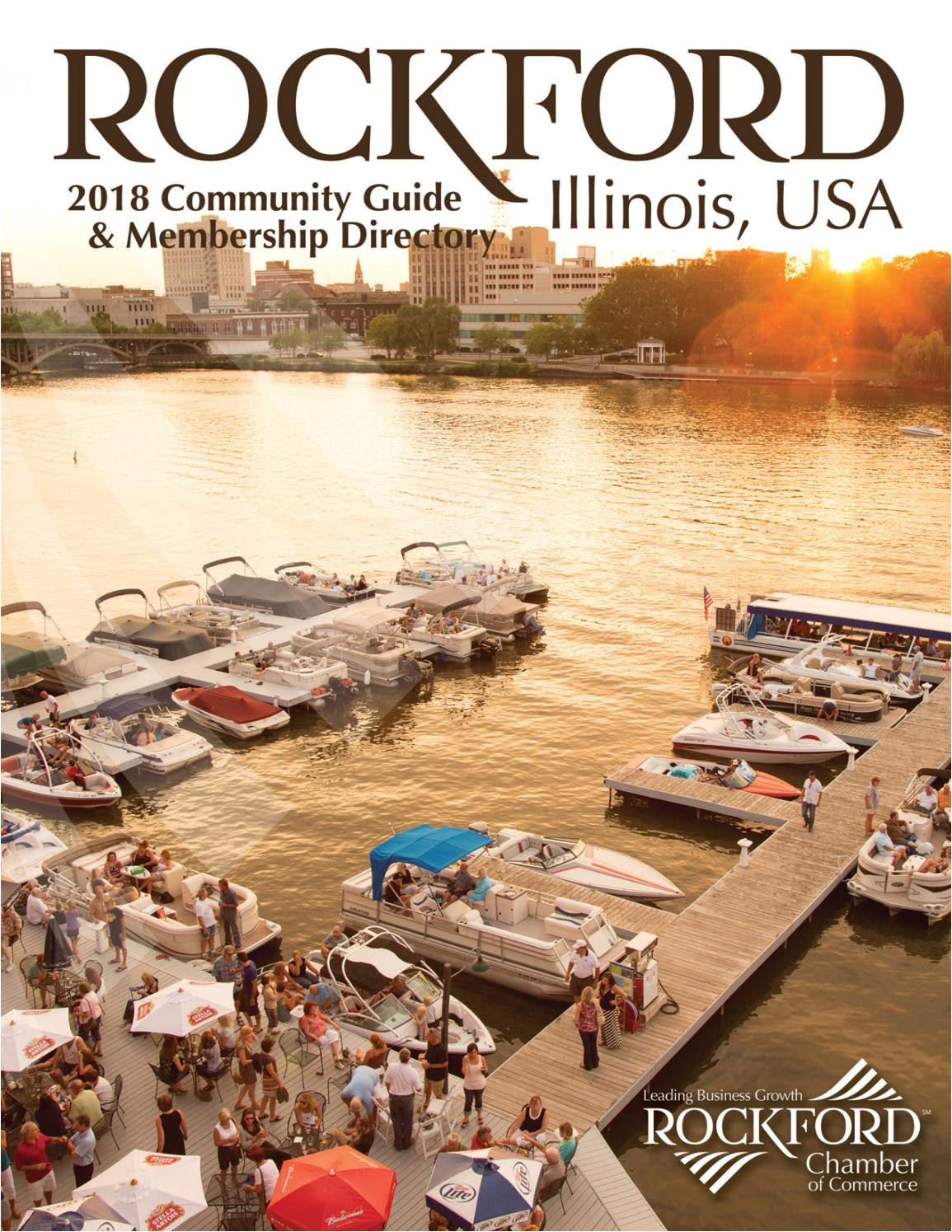 2018 rockford chamber community guide membership directory by rockford chamber of commerce issuu
