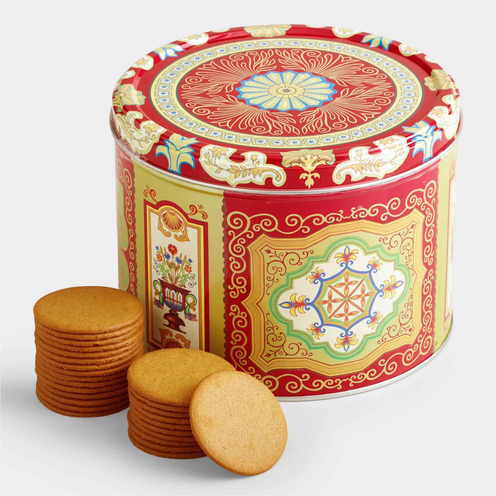 nyokers gingersnap tin