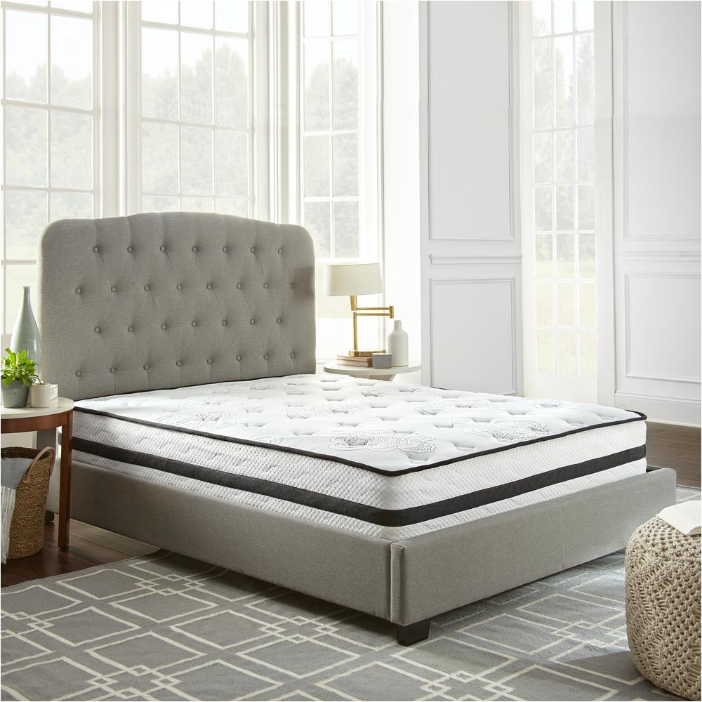 rest rite stay cool luxury king hybrid innerspring mattress