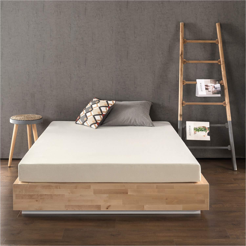 amazon com best price mattress 6 inch memory foam mattress full kitchen dining