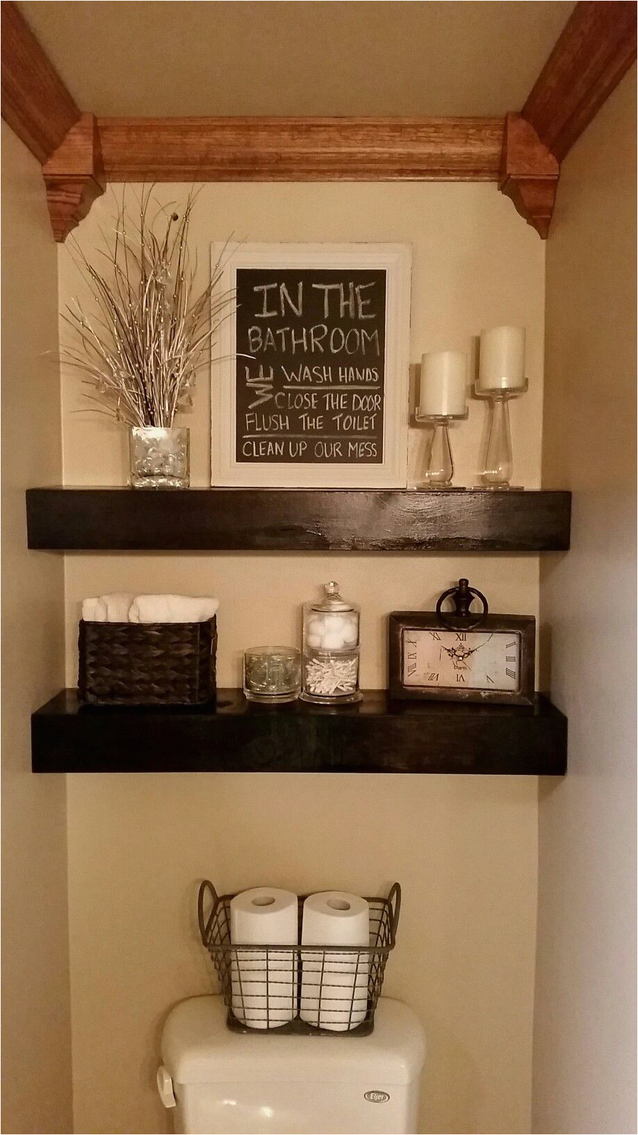 bathroom shelf decor bathroom storage bathroom remodeling bathroom renos bathroom ideas