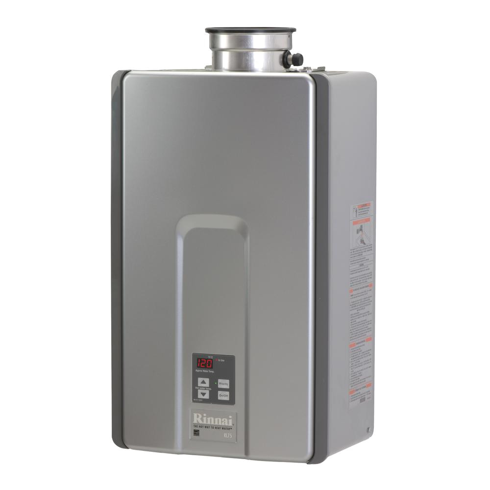high efficiency plus 7 5 gpm residential 180 000 btu natural gas interior