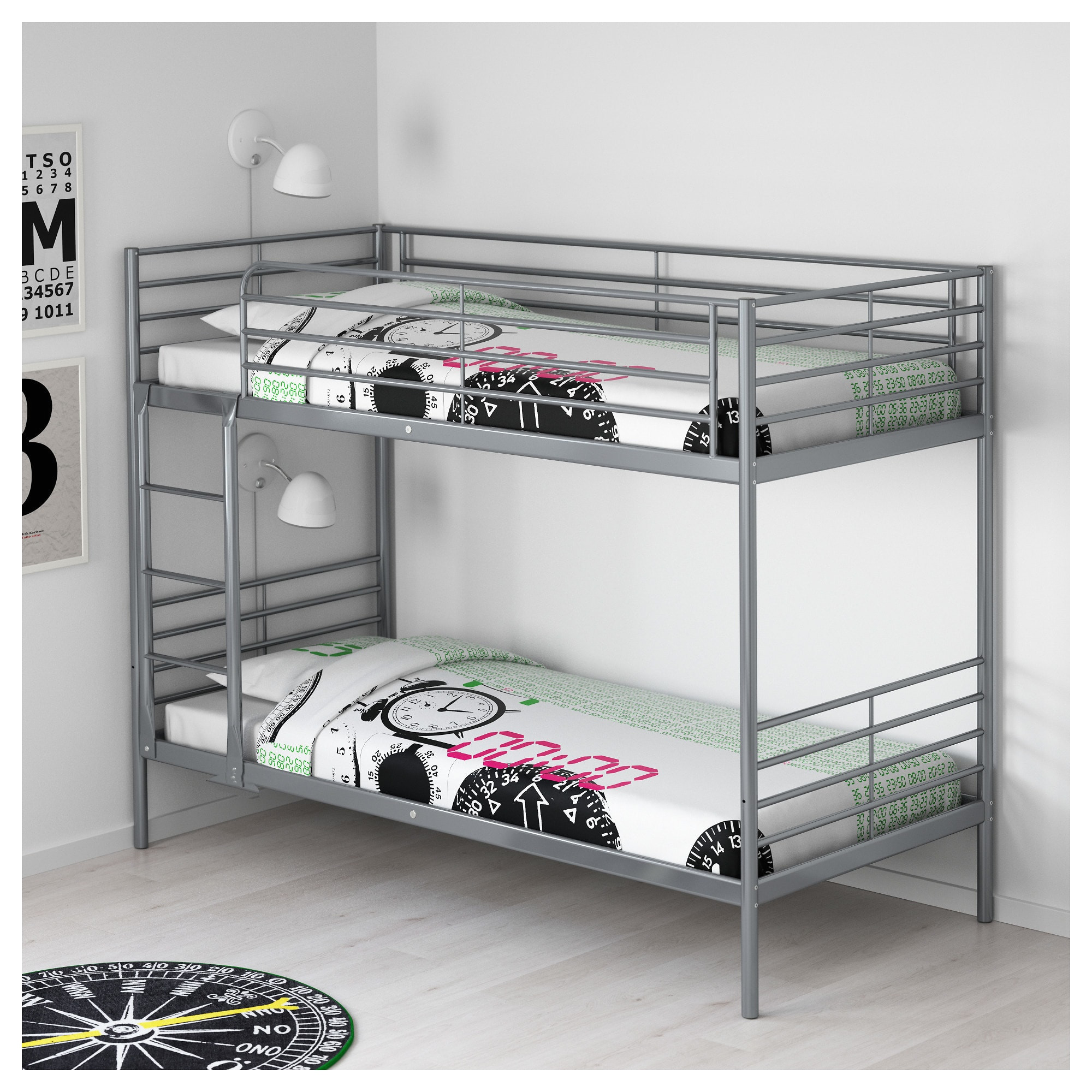 Ikea Bunk Bed assembly Instructions Pdf | AdinaPorter