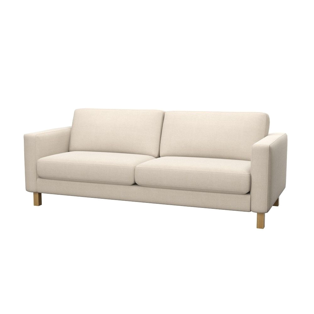 ikea karlstad three seat sofa cover soferia co uk