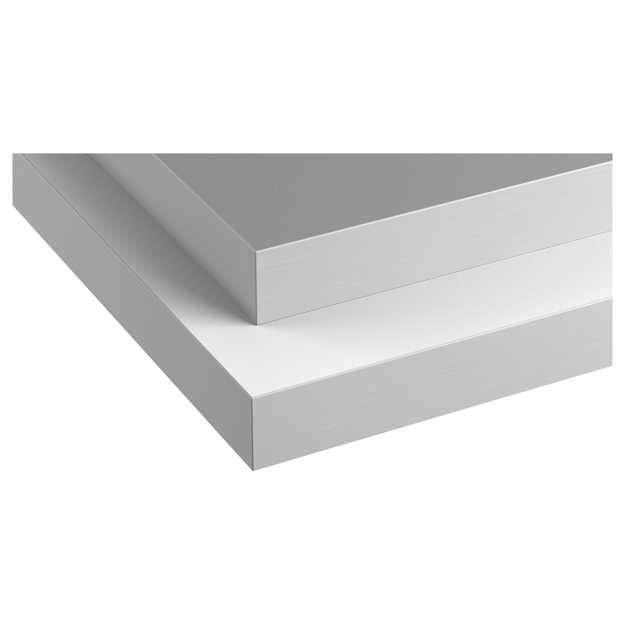 ikea ha llestad worktop double sided reversible different laminate on each side