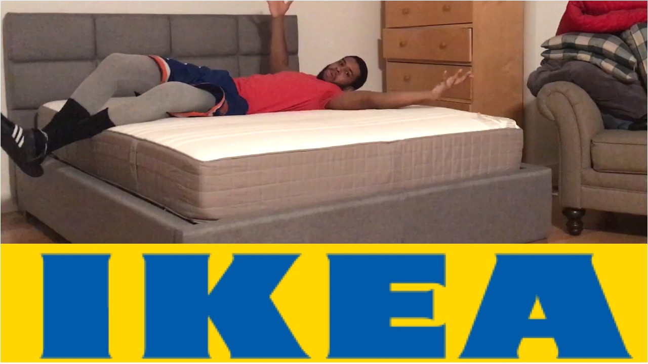 ikea hyllestad test einzigartig ikea haugesund medium firm spring queen mattress
