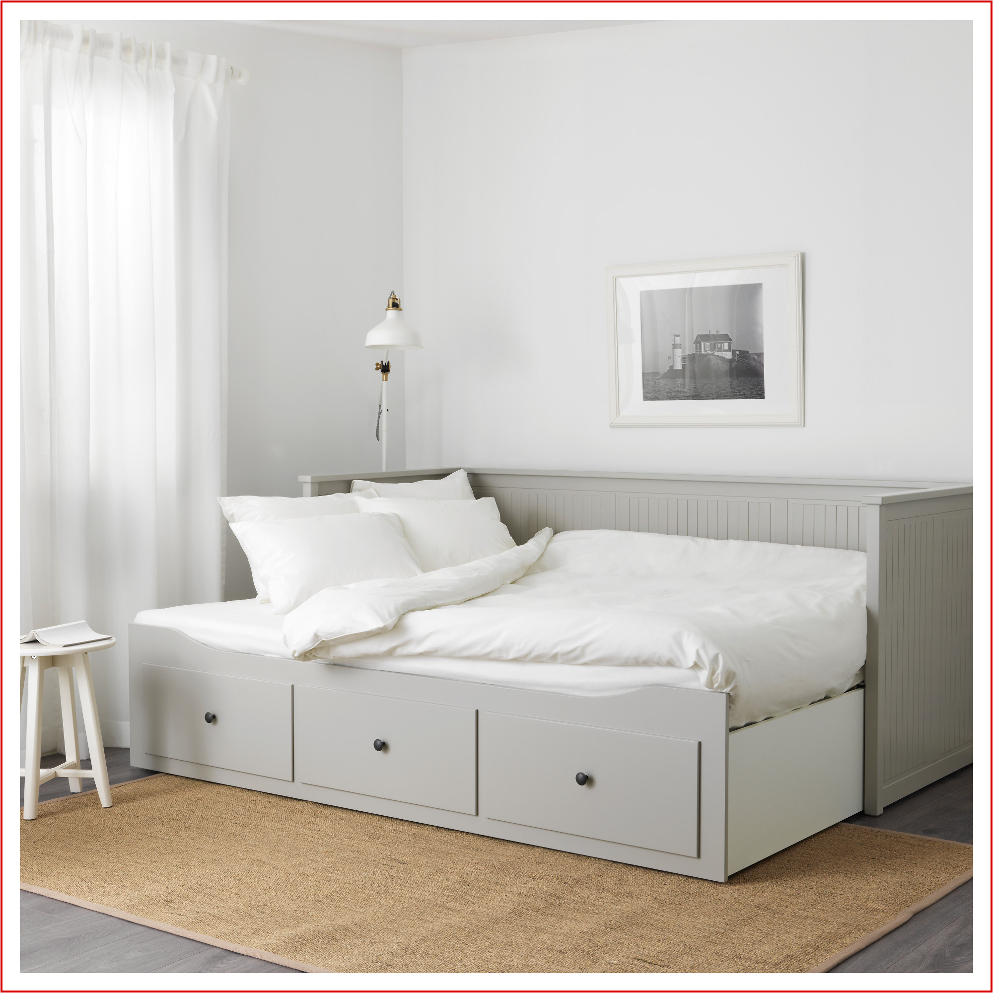 Ikea Hemnes Daybed 3 Drawers Instructions Hemnes Bett 424040 Ikea