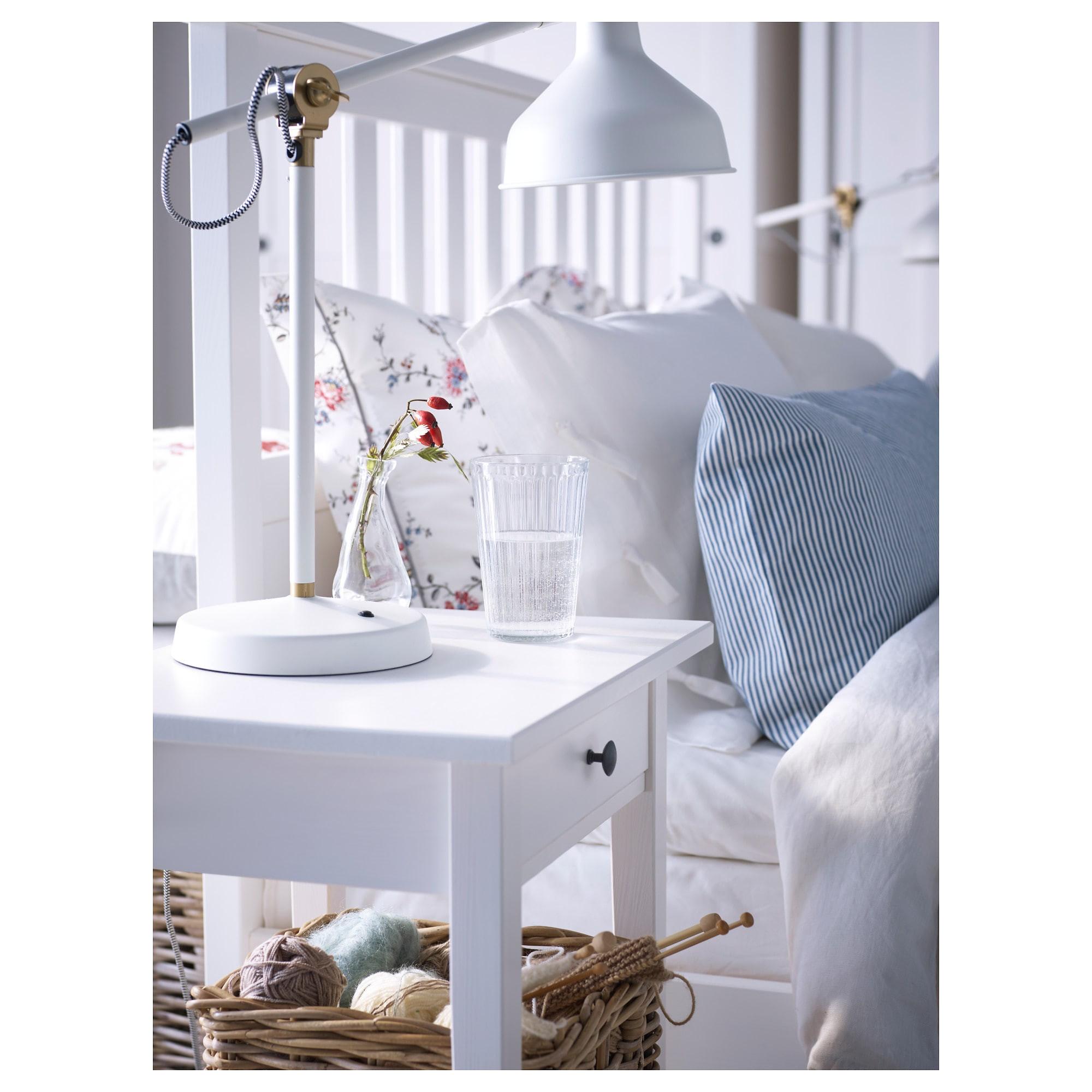 Ikea Slatted Bed Base Vs Box Spring Hemnes Bed Frame Queen Black Brown Ikea