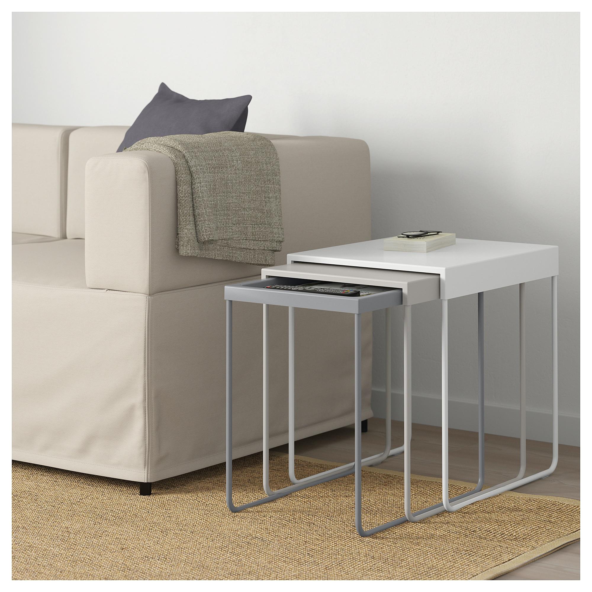 appealing ikea tampa home furnishings tampa fl within granboda nesting tables set of 3 ikea
