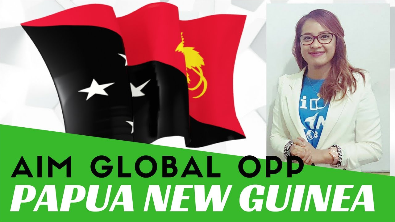 aim global papua new guinea updated business presentation