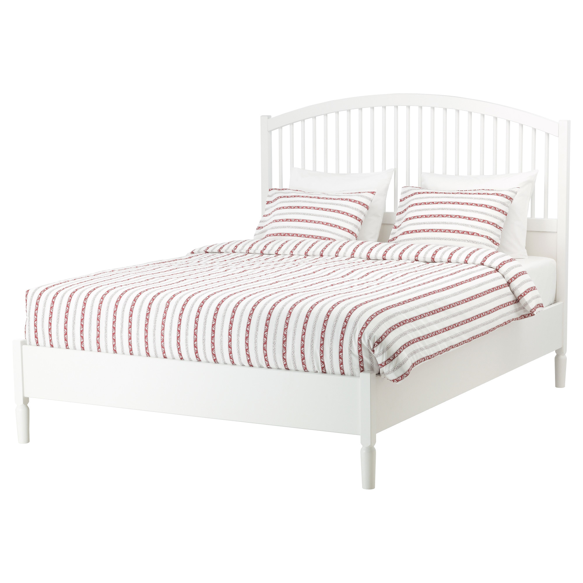 ikea tyssedal bed frame adjustable bed sides allow you to use mattresses of different thicknesses