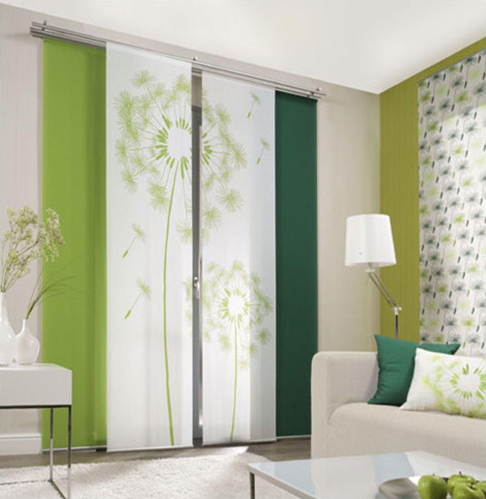 dandelion allover 1 sliding curtain panels room dividers panel ebay