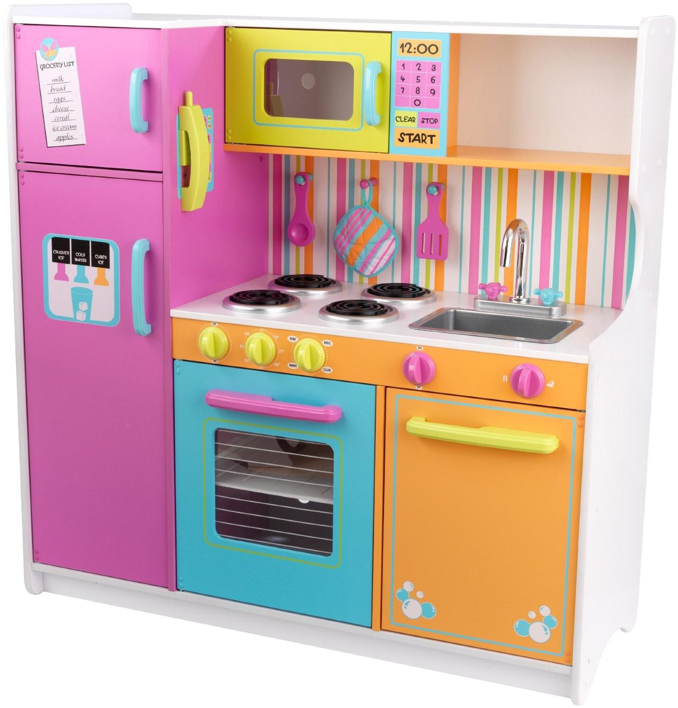 bewitching imaginarium all in one wooden kitchen set in toy wood kitchen