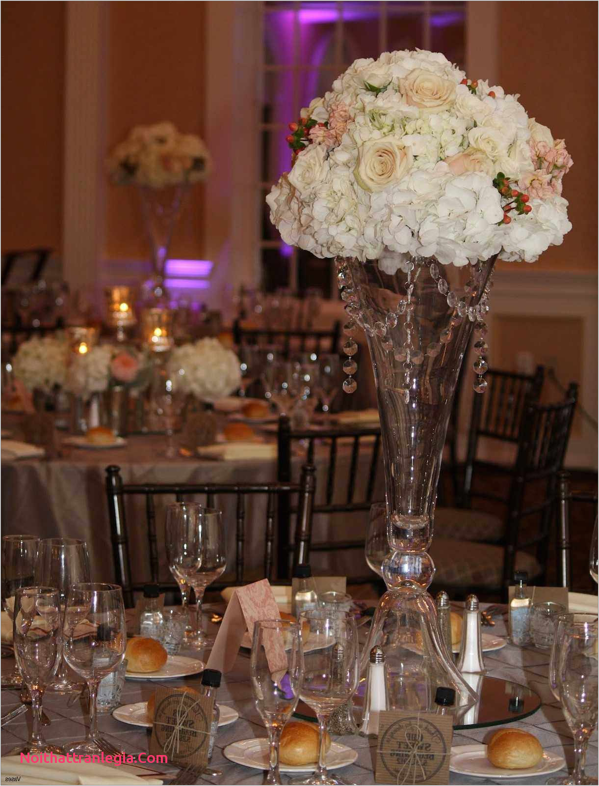 wedding table decoration ideas beautiful cheap tall glass vases for wedding centerpieces silver vase