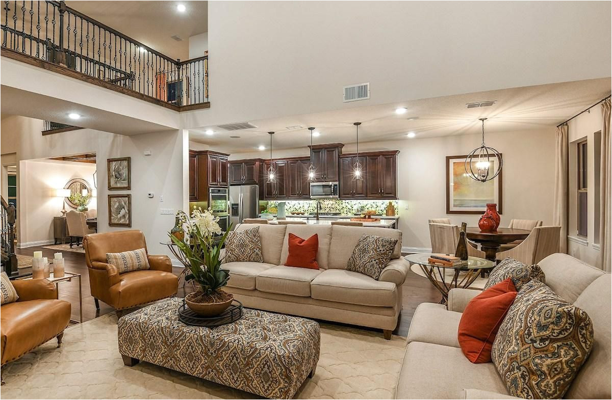 is a two story great room on your wish list the washington plan a new home by beazer homes the belle vie community orlando fl