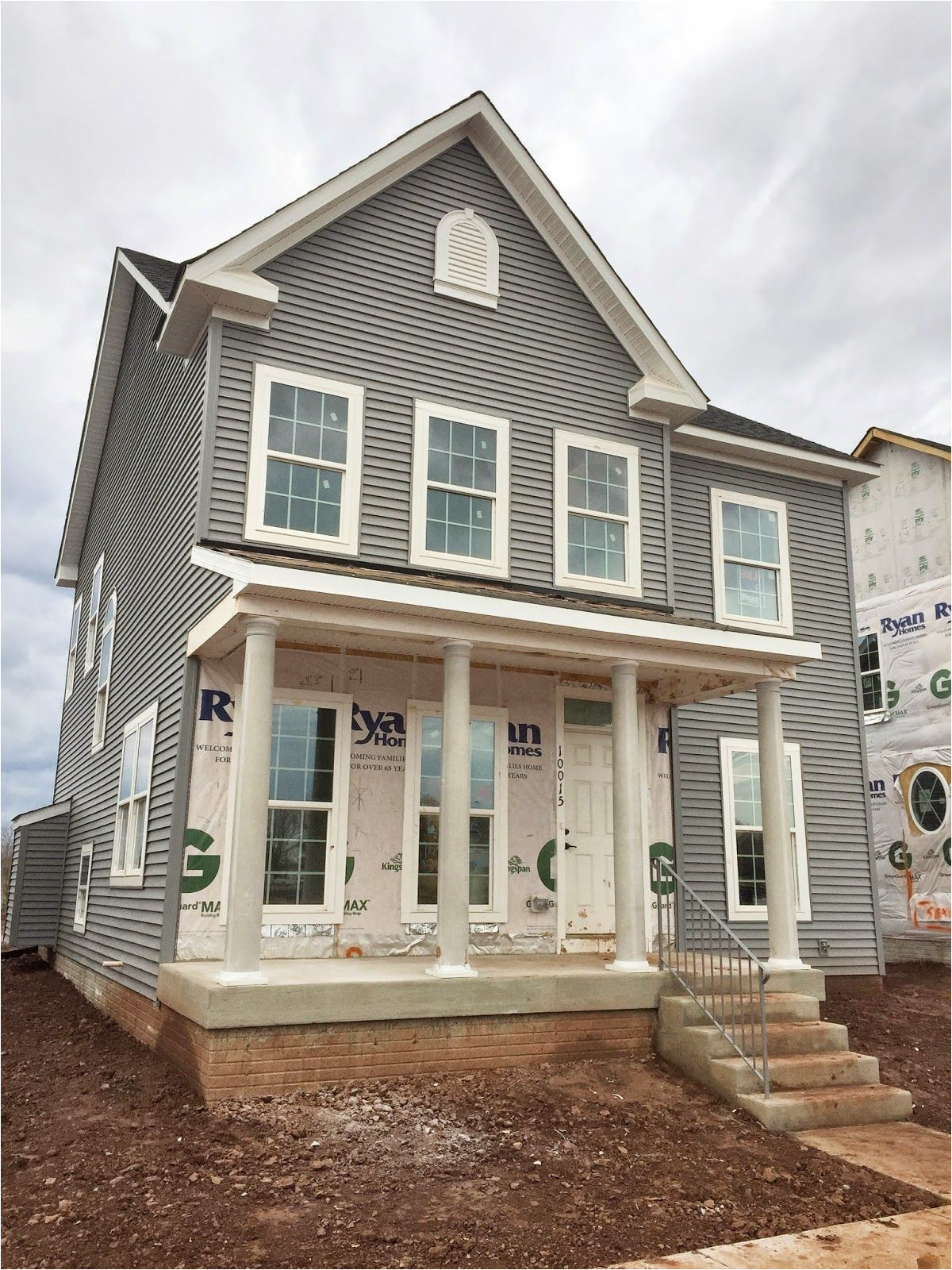 image result for ryan homes pewter