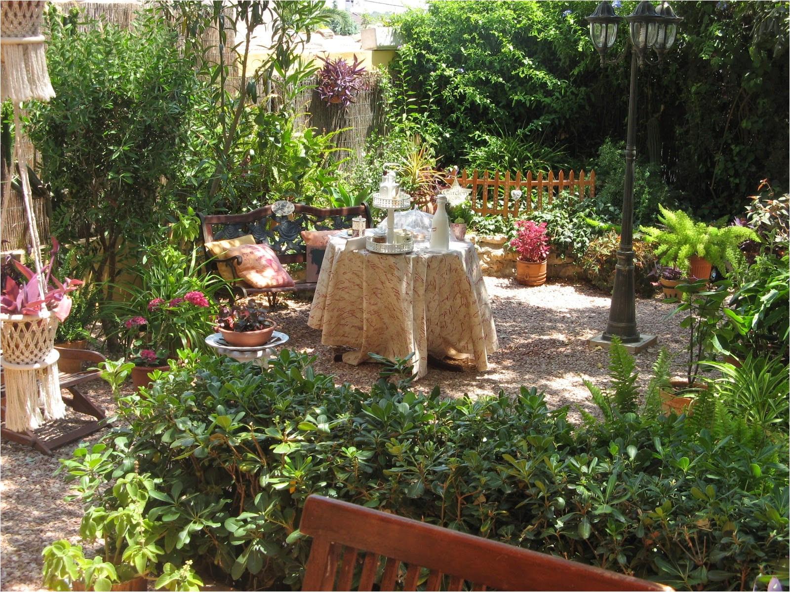 disea os de jardines con piedras