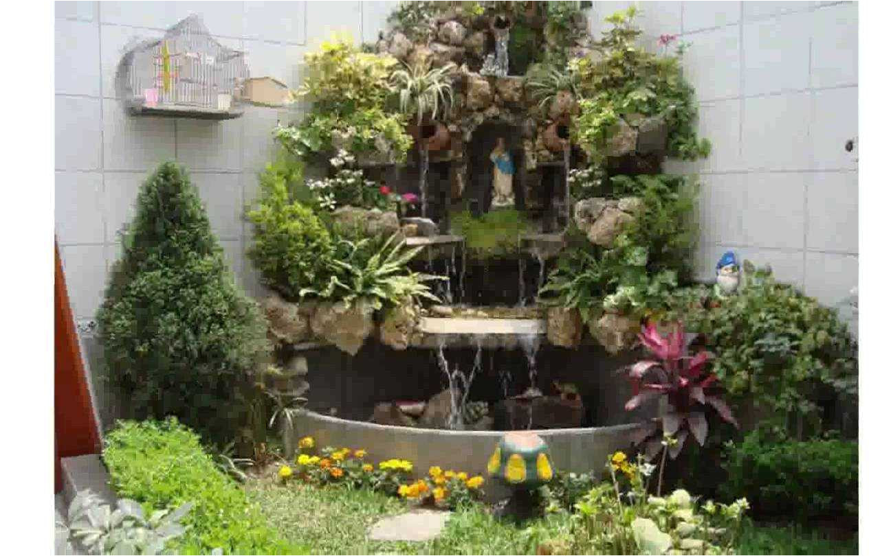 como decorar un jardin pequea o decoracion beautiful