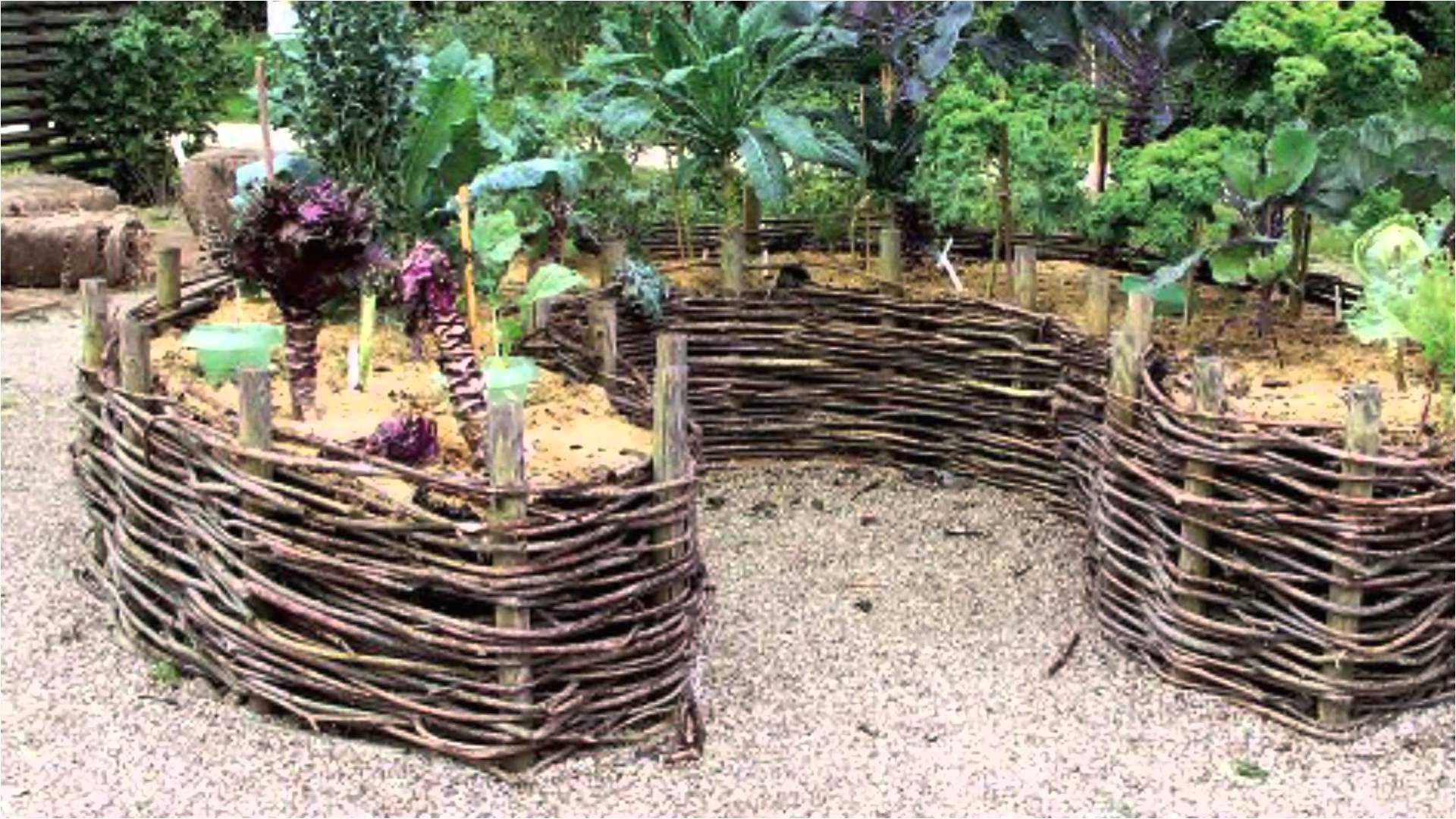 decoracion de jardines rusticos ideas con piedras imagenes