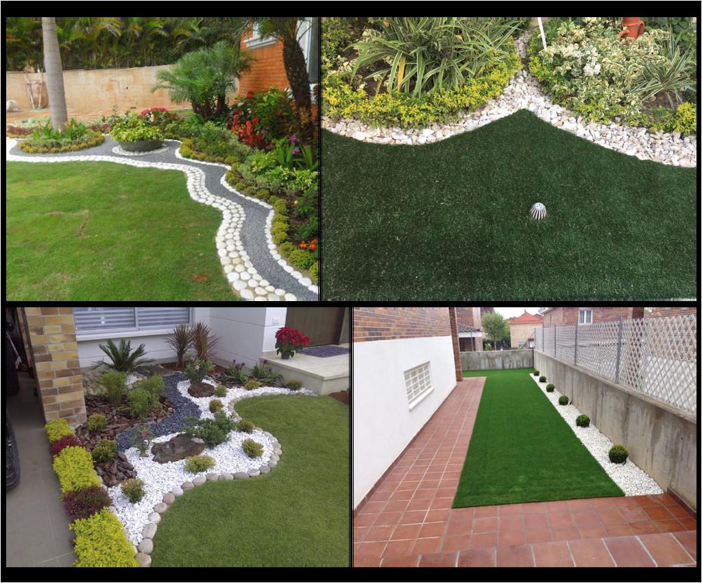 decoracion de jardines en tu hogar ideas faciles bonitas
