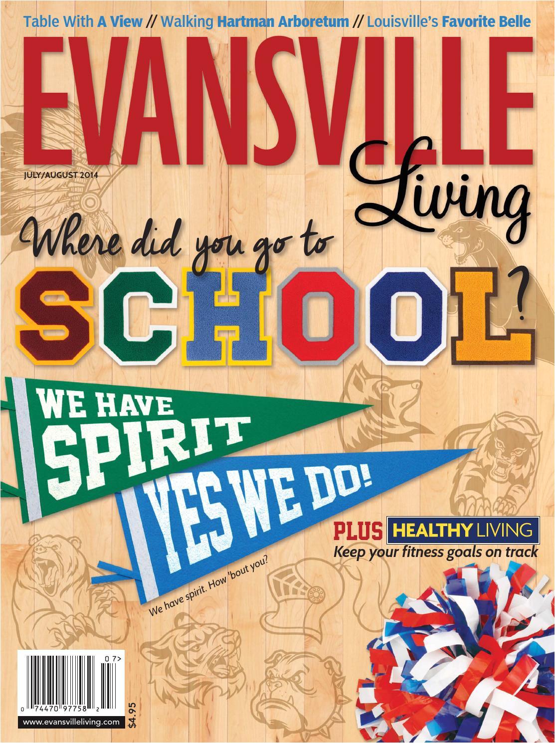 evansville living july august 2014 by evansville living magazine issuu