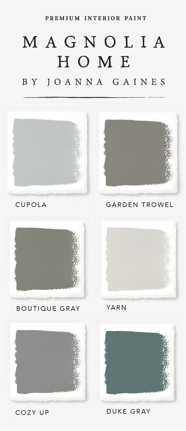 these gorgeous farmhouse style interior paint colors from designer joanna gaines magnolia home paint collection