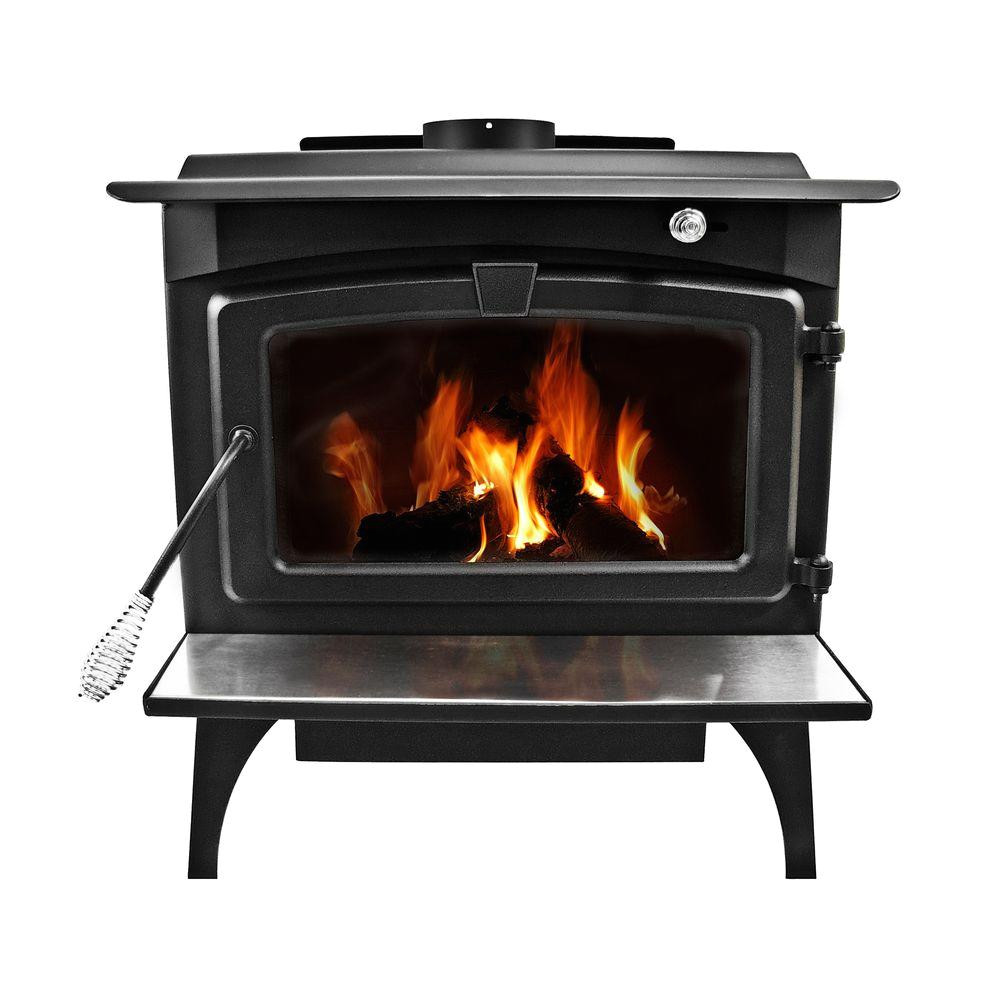 Jotul Gas Stove Sale Pleasant Hearth 1 800 Sq Ft Epa Certified Wood Burning Stove with