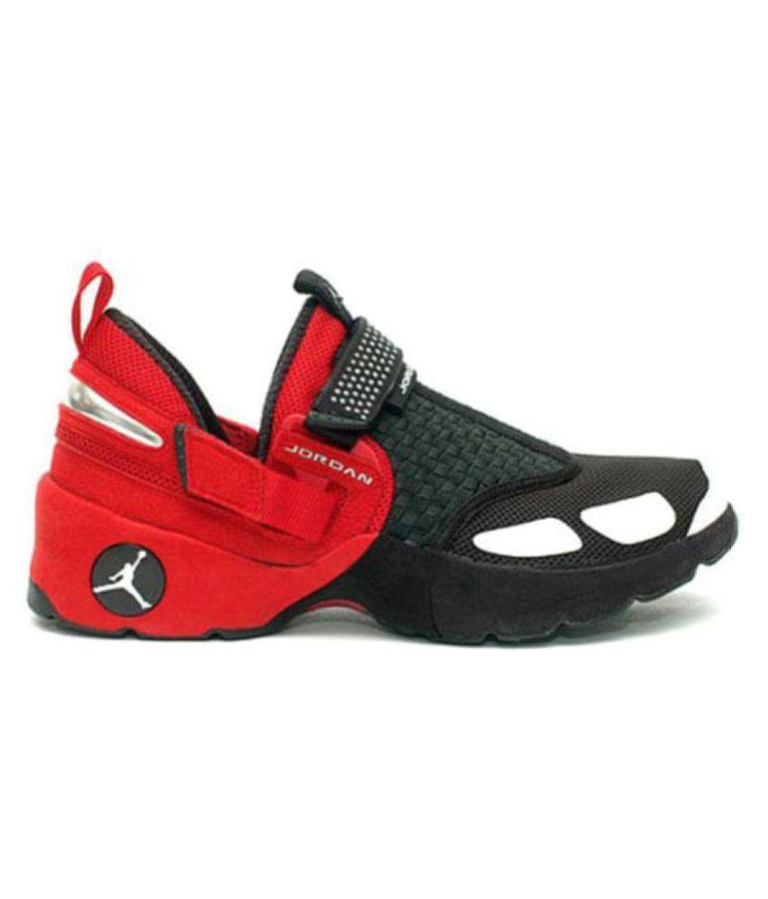 jordan trunner lx retro black basketball shoes