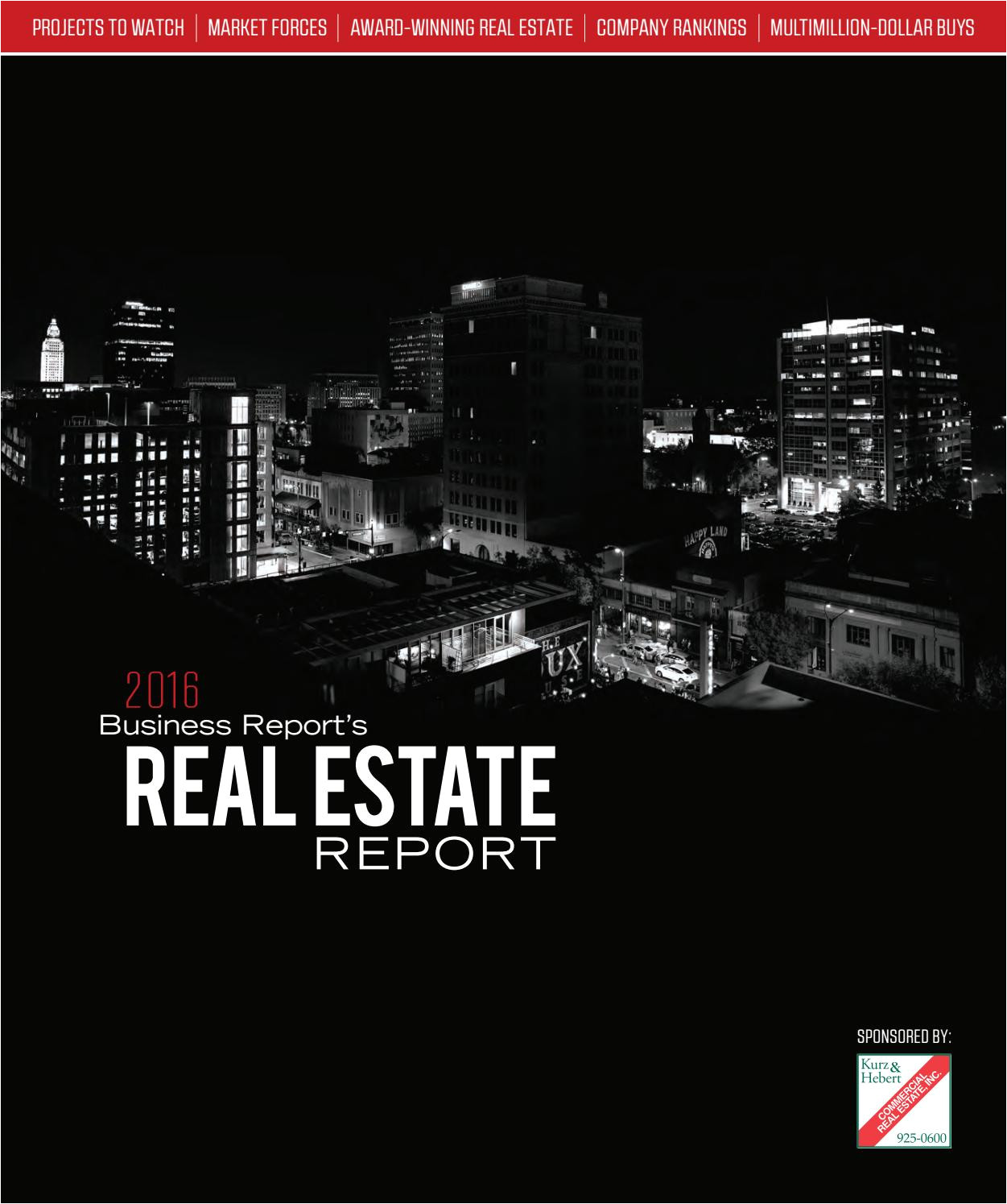 2016 baton rouge real estate report by baton rouge business report issuu
