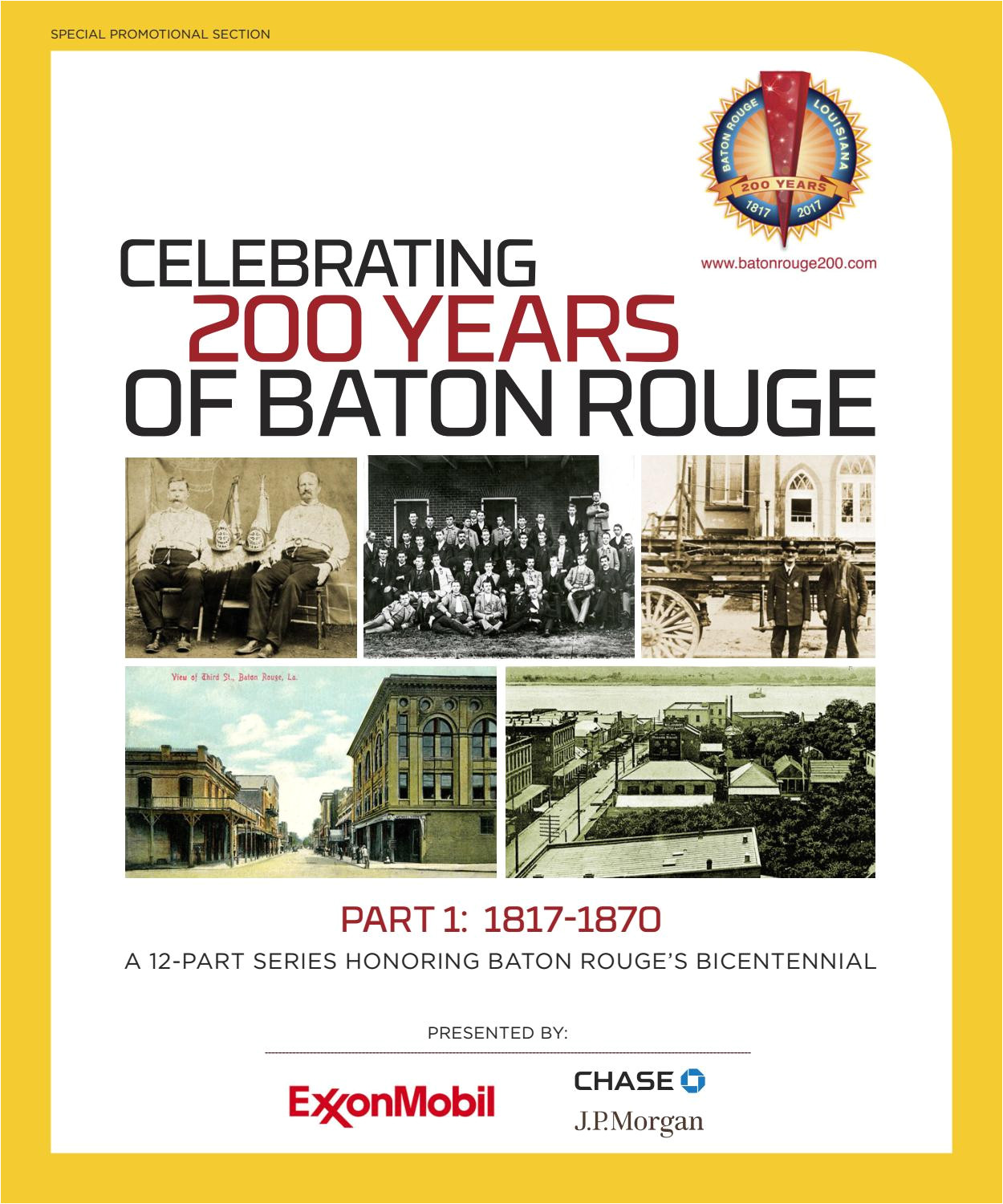 celebrating 200 years of baton rouge by baton rouge business report issuu