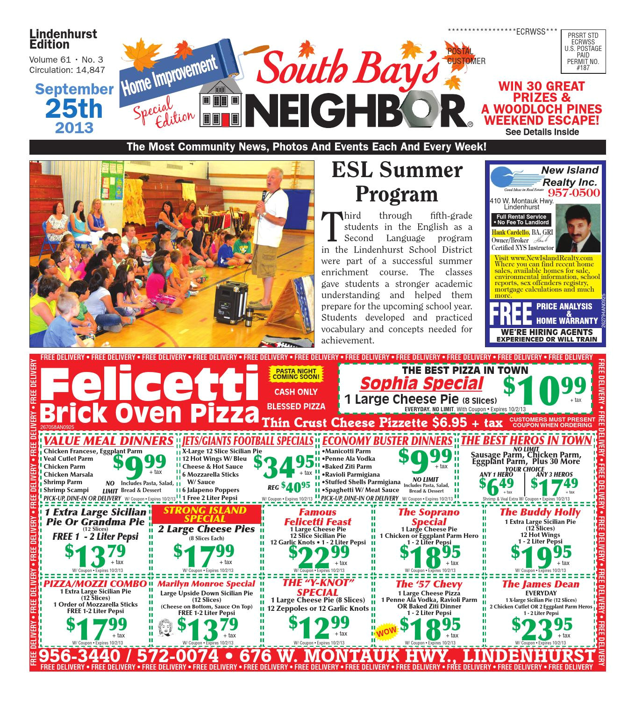 september 25 2013 lindenhurst by south bay s neighbor newspapers issuu
