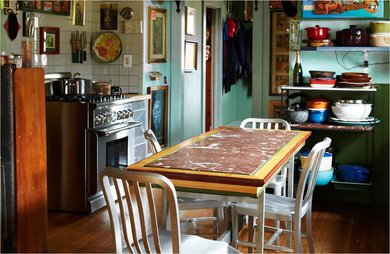 cooking at home with author francine prose and artist howie michaels wsj