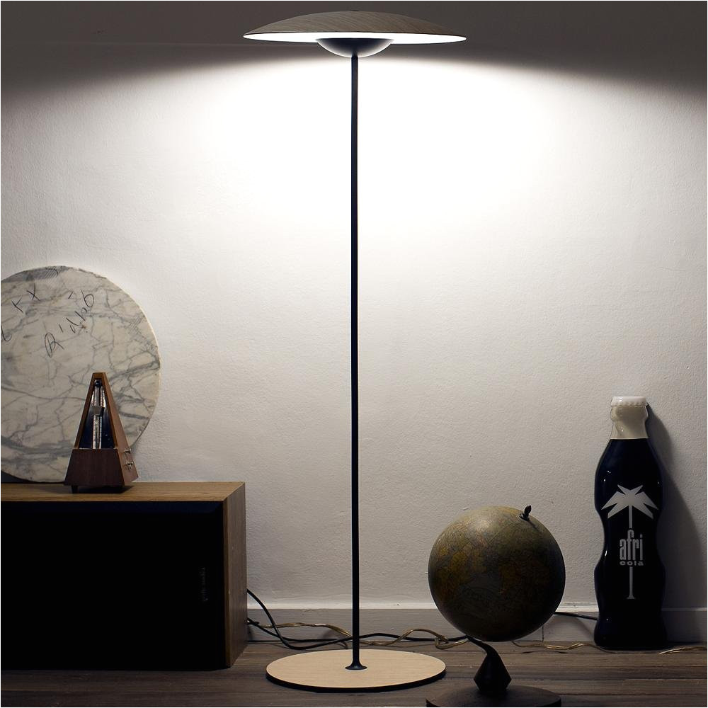 curated image with led ginger floor lamp by marset