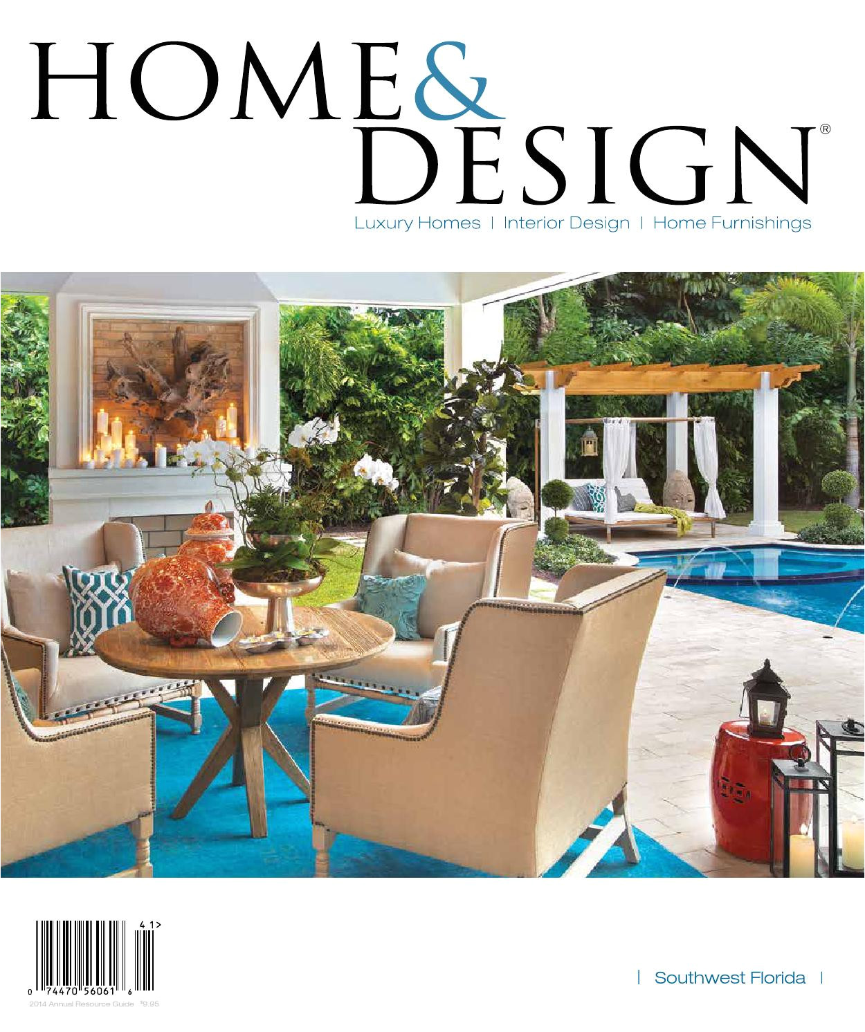 home design magazine annual resource guide 2014 southwest florida edition by anthony spano issuu