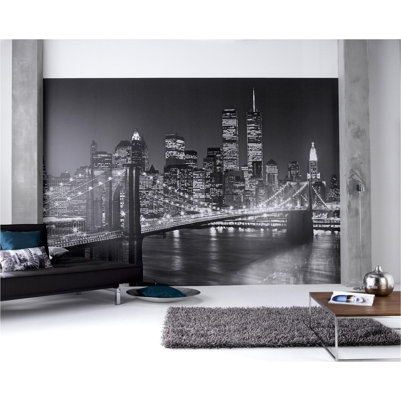 poster xxl de mur brooklyn bridge 366 x 254 cm jpg