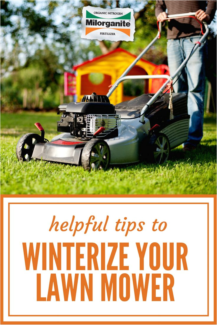 learn how to properly store your lawn mower to lengthen it s usefulness and prepare you for