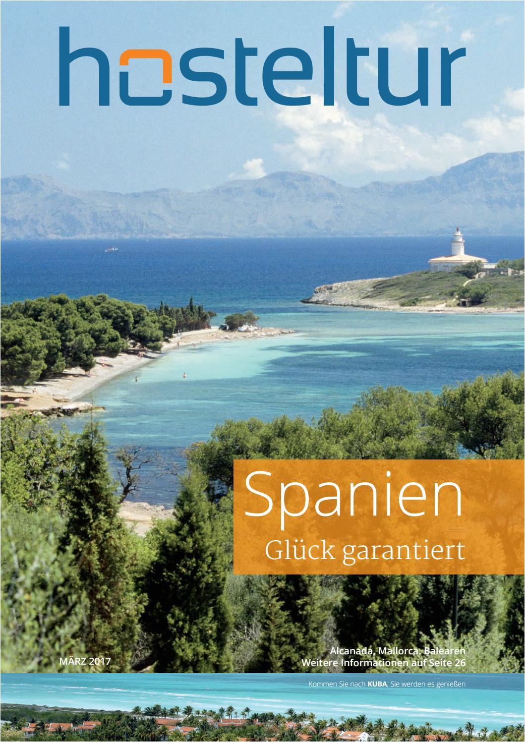 hosteltur spezial itb 2017 spanien gluck garantiert by hosteltur 2017 issuu