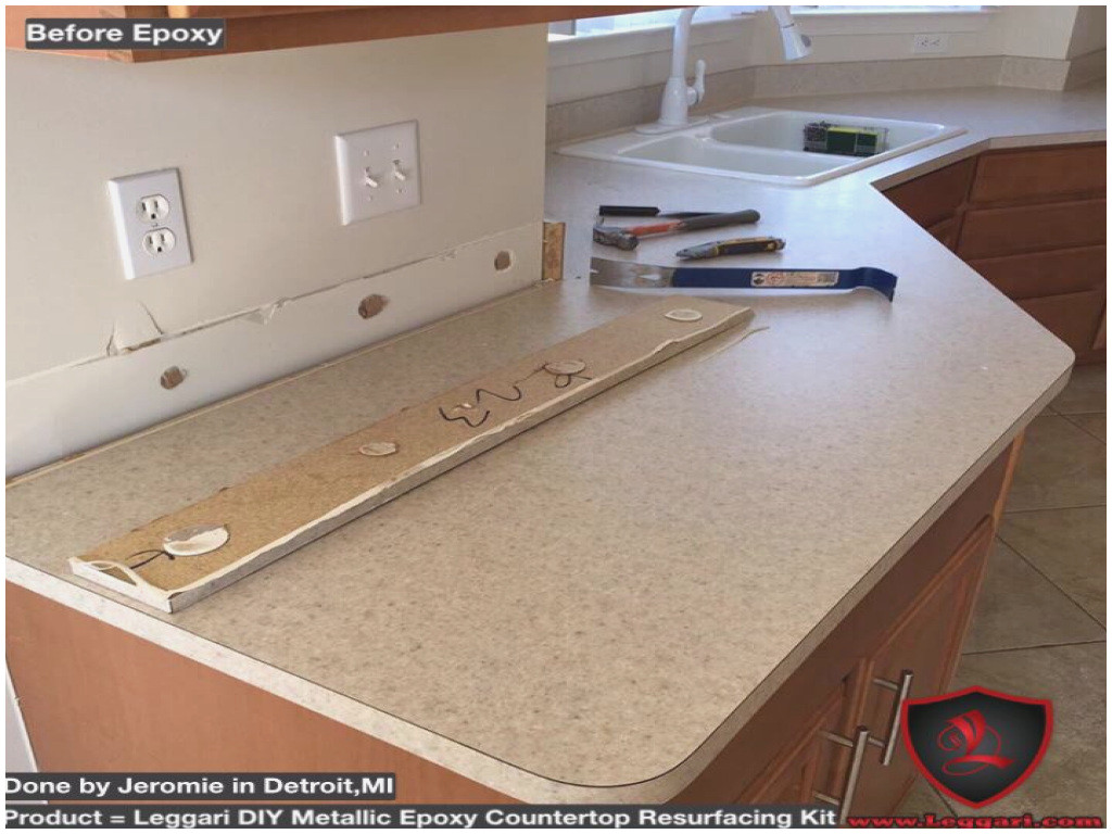 Leggari Epoxy Countertop Kits Uk | AdinaPorter