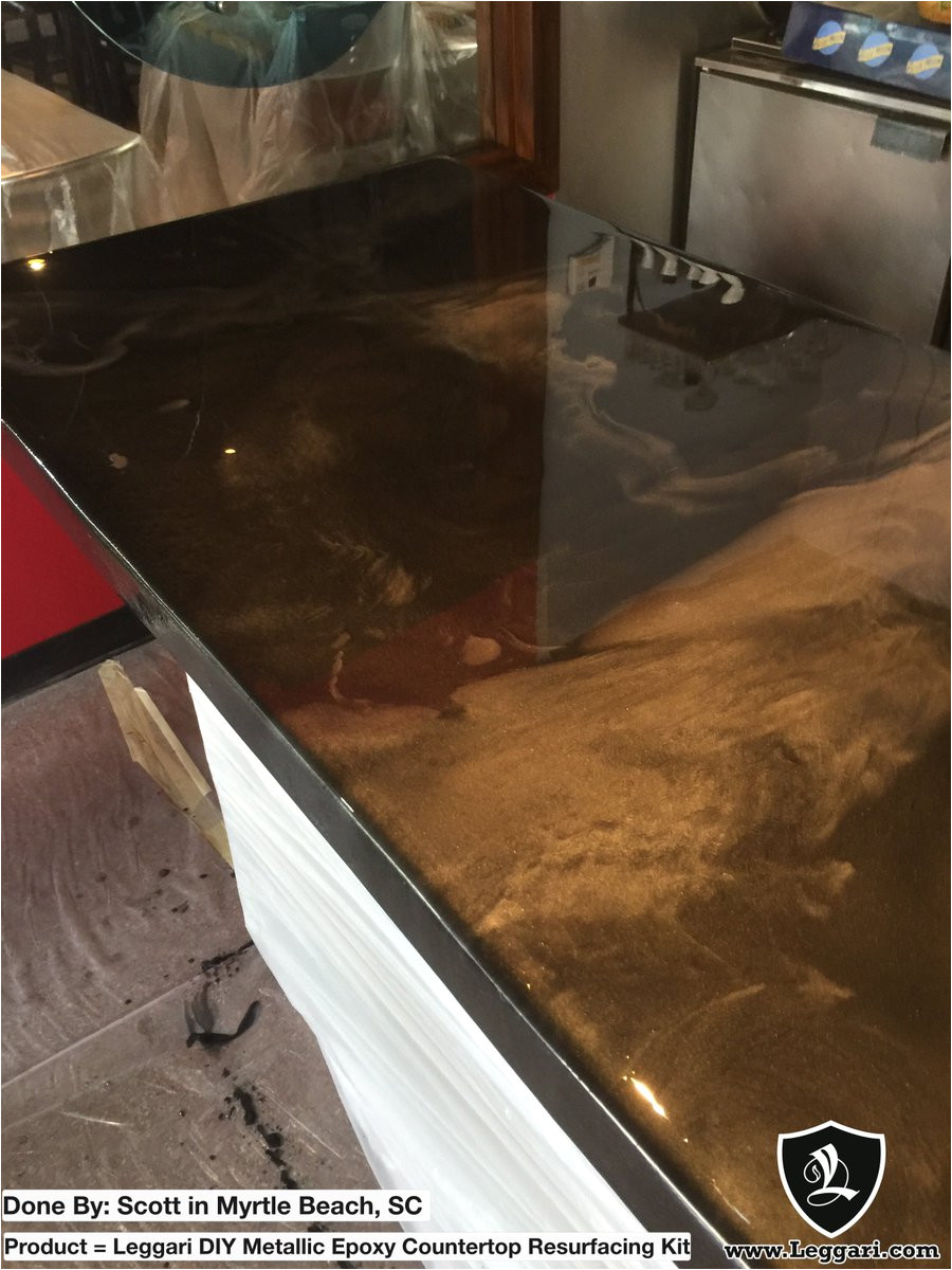 nice job scott this transformation is amazing customerinstall epoxy epoxycountertop resurface leggariproductspic twitter com gbm3qlwkip