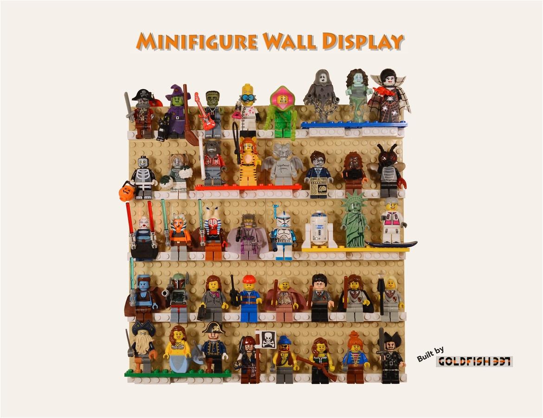 wall display storage