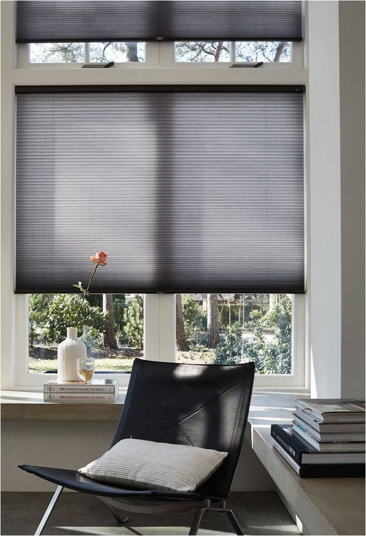 duettea shades from luxaflexa are as beautifully stylish as they are energy efficient choose from a range of designs transparencies and colours with a
