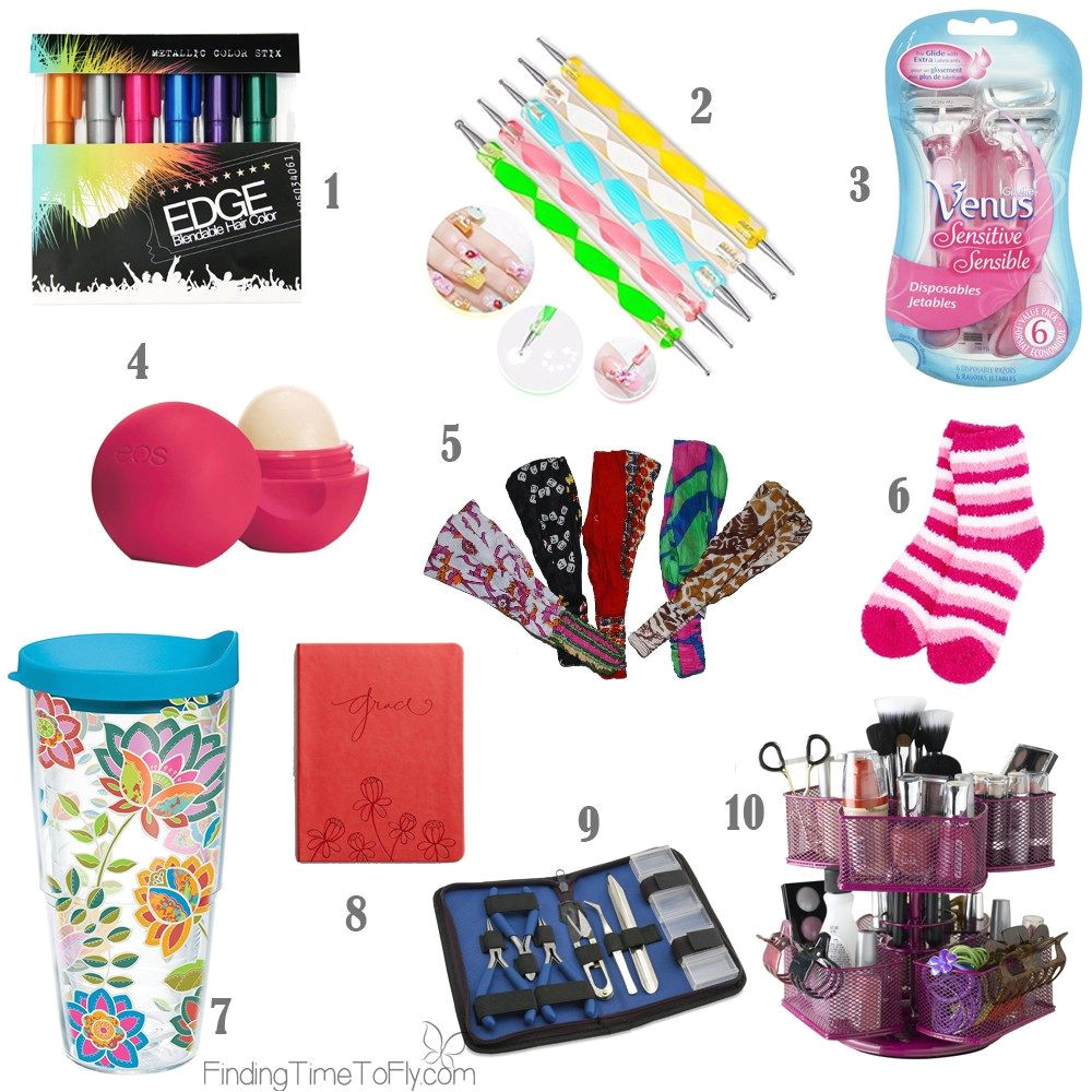 saving this list of stocking stuffer ideas for teenagers what a great list for teen girls