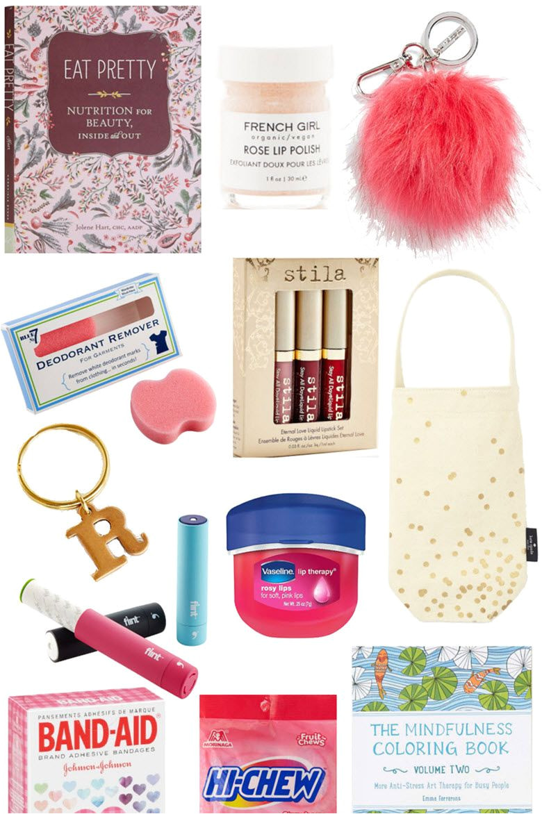 the fast and easy list of stocking stuffers for women teenagers to mature women this fun roundup will have everyone wondering how santa did so well