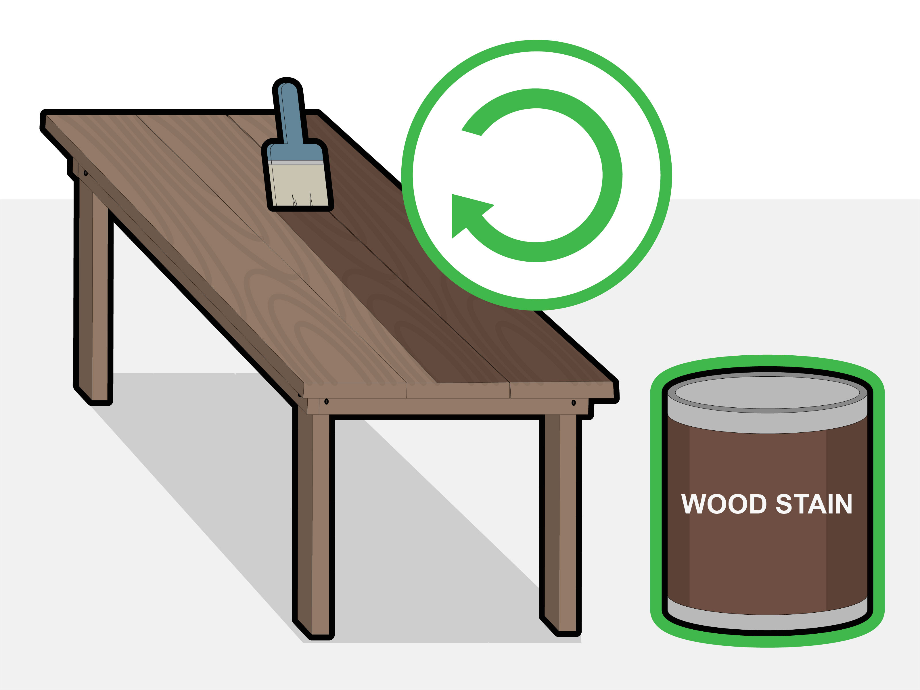 List Of Materials Used to Make Furniture the Easiest Way to Make A Table Wikihow