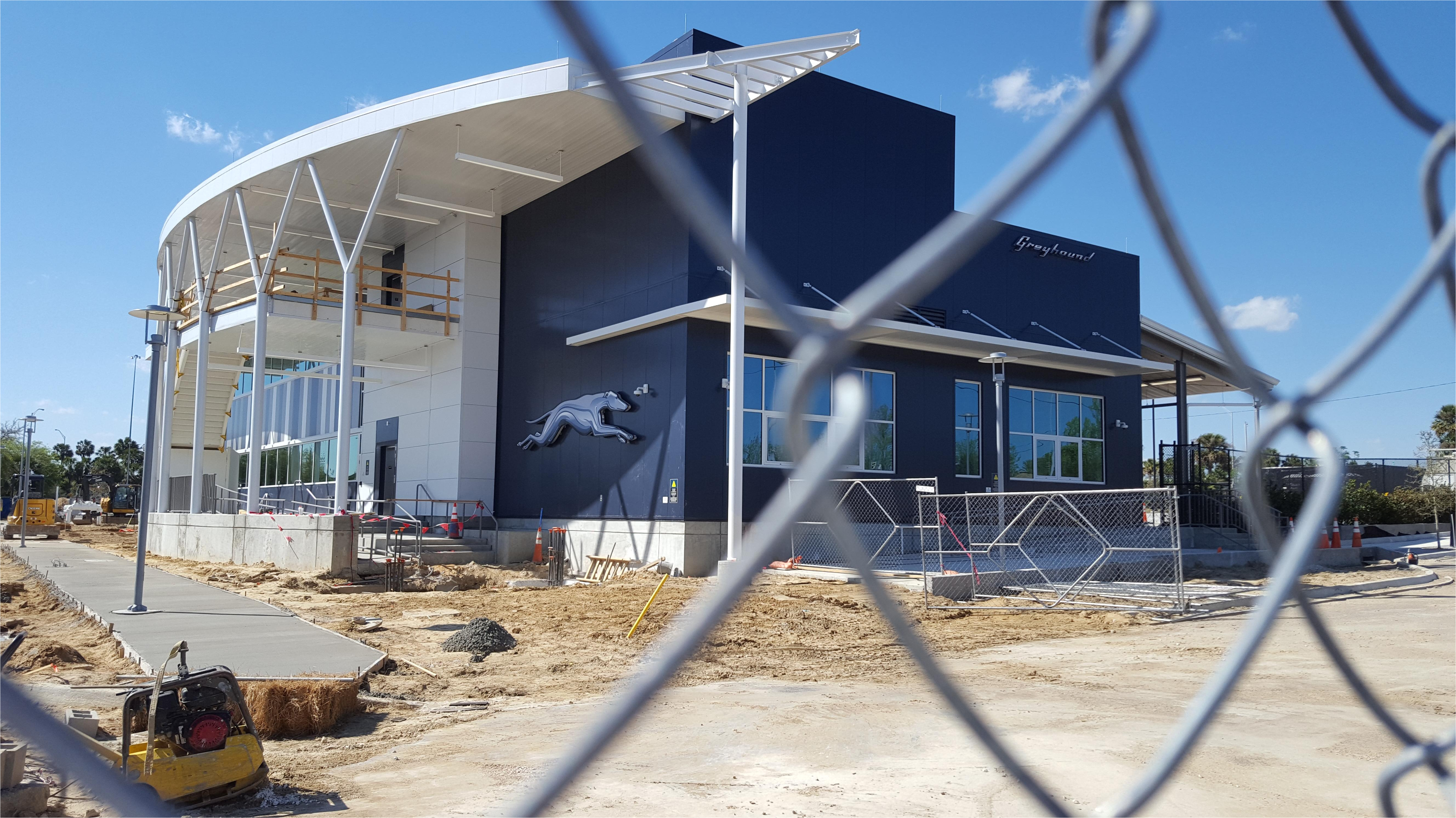 the first phase of the jacksonville intercity bus terminal is set to open soon photo via florida times union