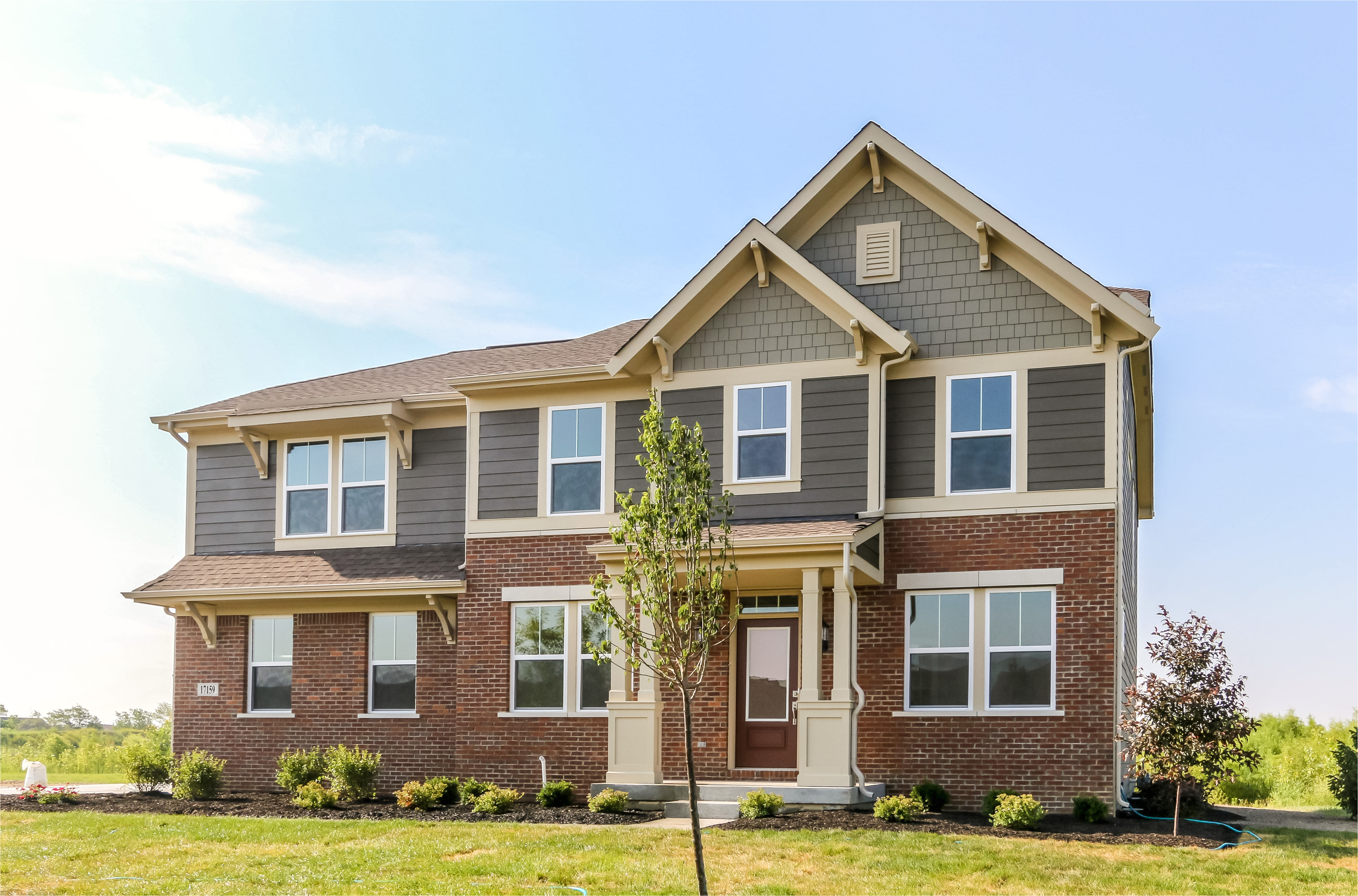 the reserve at pickerington ponds in pickerington oh new homes floor plans by fischer homes