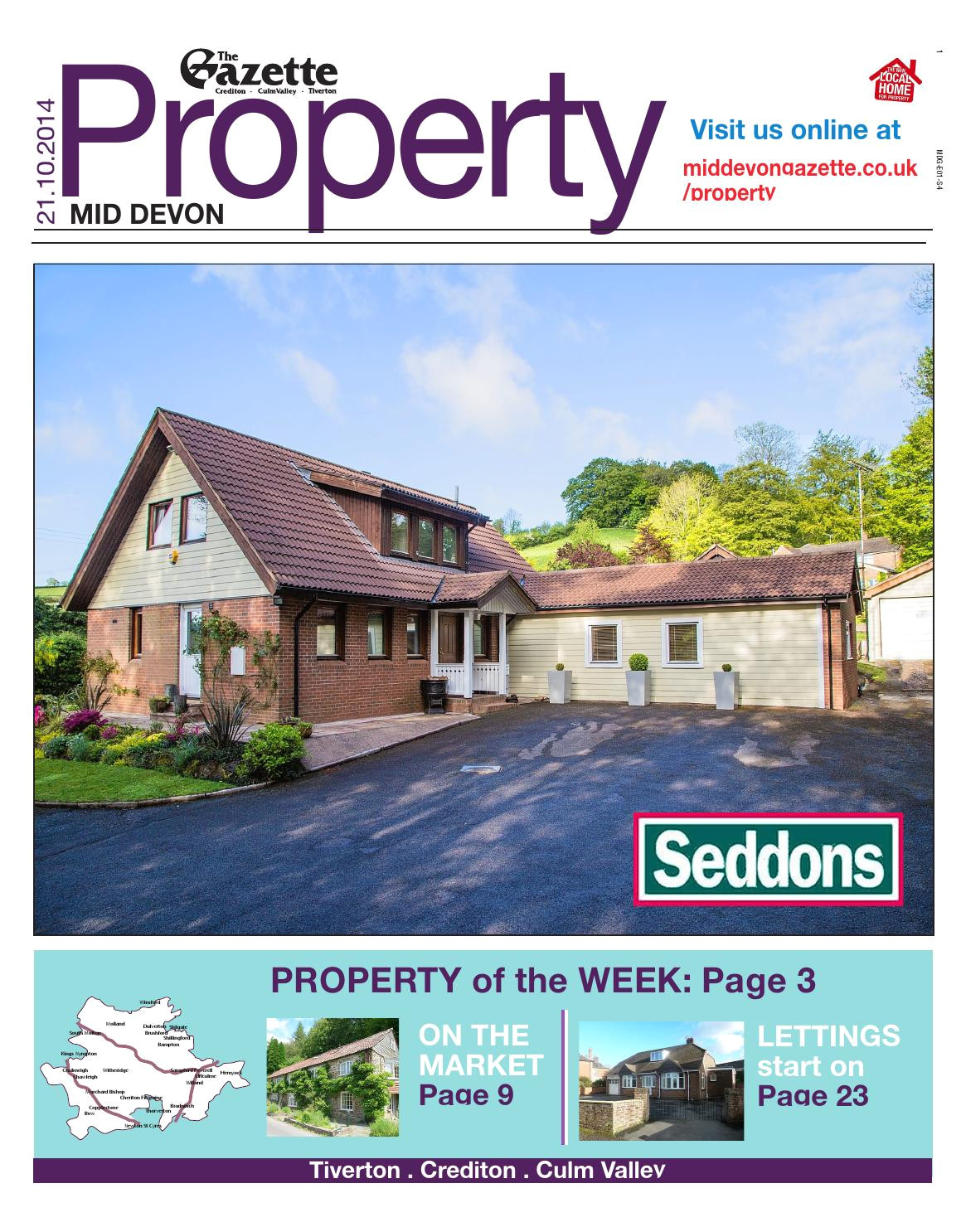 Log Cabin Kits for $5000 Mid Devon Gazette Property 21 October by Dcmedia issuu