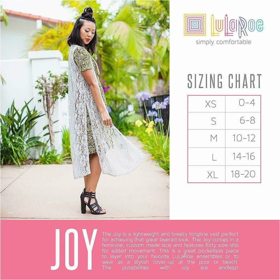 who doesn t need a little joy in their life i have a love of all things lace this new lularoe piece is calling my name what do you think about it