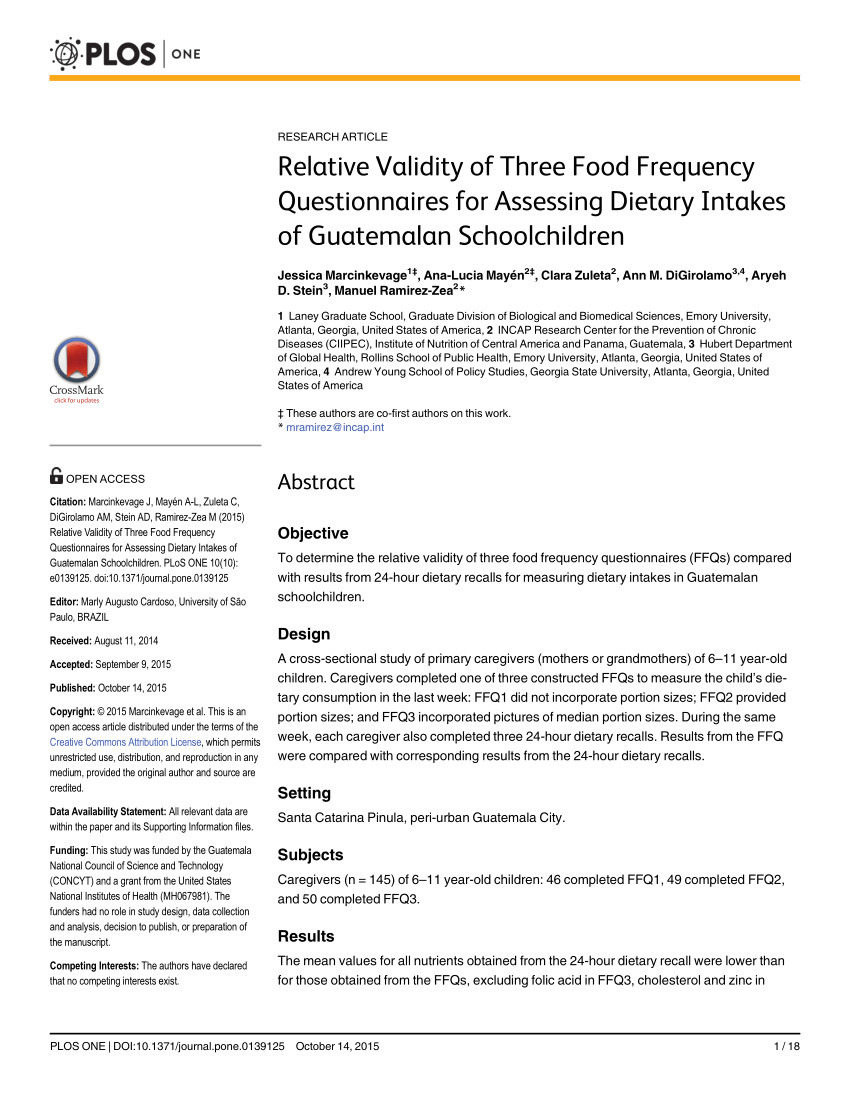 pdf daily calcium intake in male children and adolescents obtained from the rapid assessment method and the 24 hour recall method