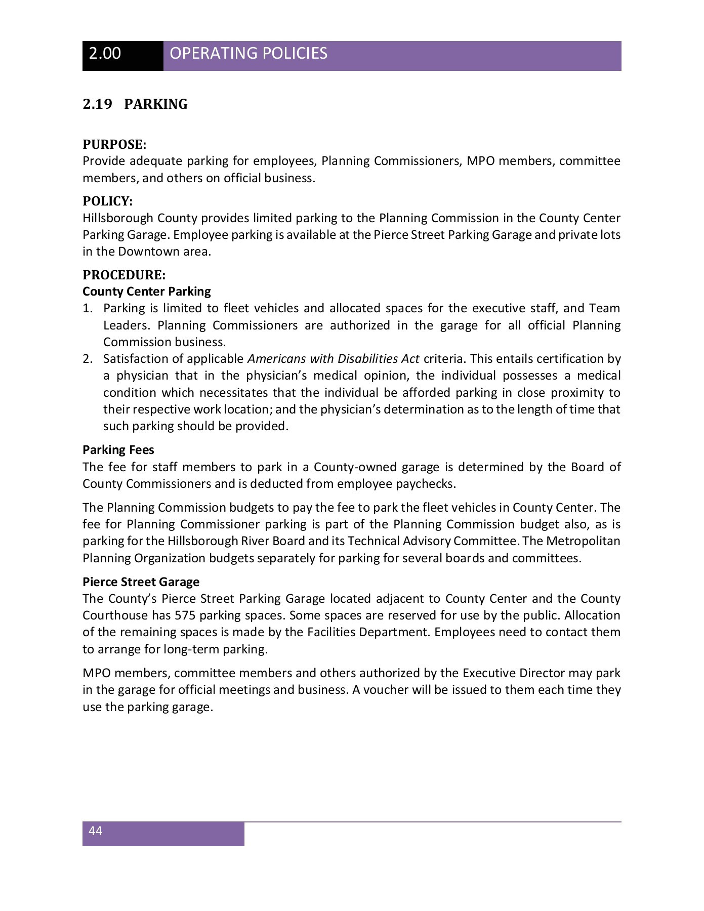 planning commission standard operating procedures pages 51 100 text version fliphtml5